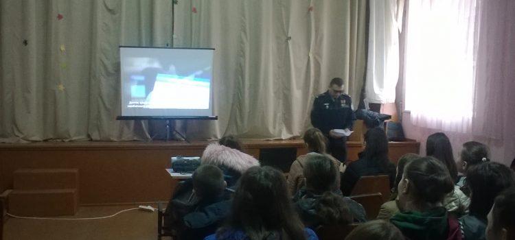 Dispută cu colaboratorul inspectoratului de poliție, ofițerul superior V. Lefter, în cadru săptămânei de luptă cu TRAFICUL DE FIINȚE UMANE