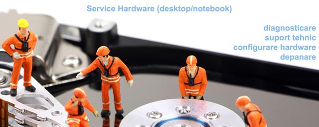 Operator pentru Suportul Tehnic al Calculatoarelor